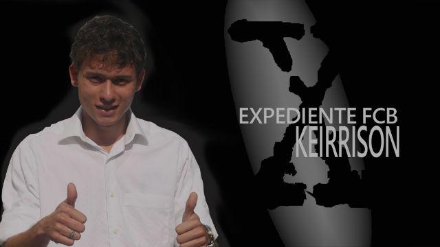 Los expediente X del FC Barcelona: Keirrison