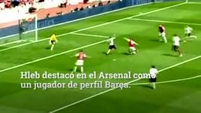 Los expedientes X del Barça: Hleb