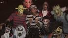 Los jugadores del FC Barcelona se disfrazaron en Halloween
