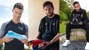 Los tres jugadores que son la bandera de las marcas deportivas