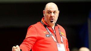 Lucas Mondelo, seleccionador nacional