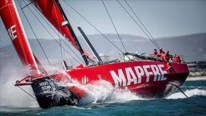 El Mapfre se ha acercado al líder de la etapa en las últimas horas