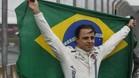 Massa, emocionado en su despedida de Brasil