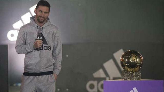 Messi: El Clásico siempre es especial