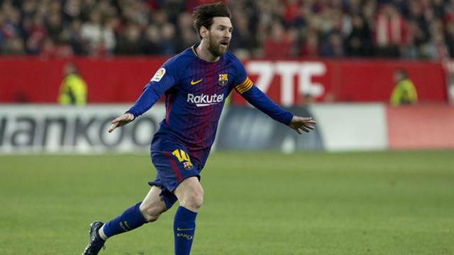 Messi habla de su don para jugar al fútbol