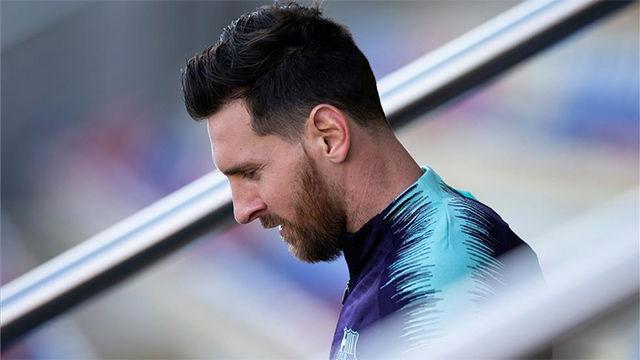 Messi ha perdido el miedo