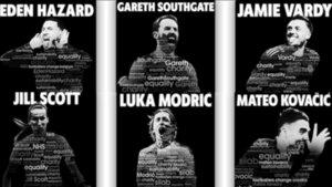 Modric, Hazard, Cesc, Vardy y más futbolistas unen sus fuerzas por una buena causa