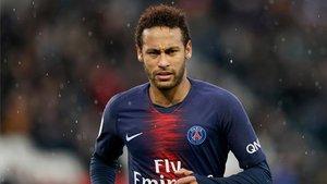 Neymar no encuentra la felicidad en el PSG