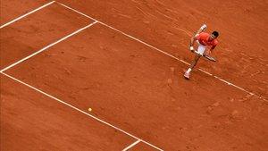Novak completa el cartel de semifinales de Roland Garros