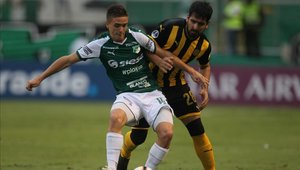Peñarol se dejó empatar por Deportivo Cali