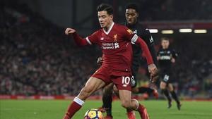 Philippe Coutinho podría tener ya sustituto en el Liverpool