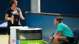 Pliskova ya explora opciones para el cargo de entrenador