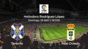 Previa del encuentro: el Real Oviedo visita al Tenerife en el Heliodoro Rodríguez López