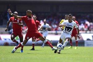Pumas es uno de tres equipos que aún no ha empatado en el Apertura 2019