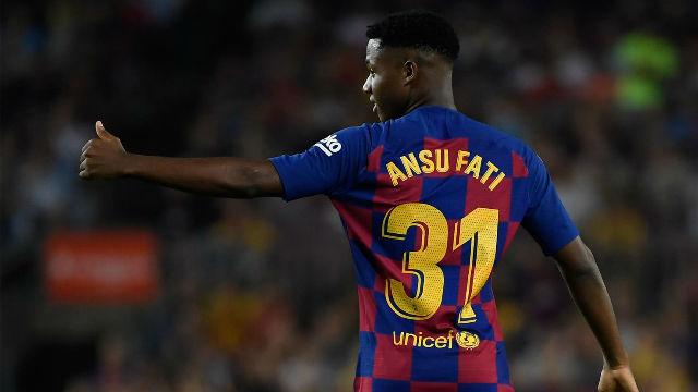 Revive los 15 minutos de fantasía de Ansu Fati ante el Villarreal