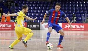 Rómulo Alves ha rescindido su contrato con el Barça Lassa
