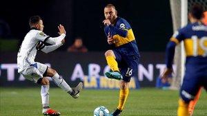 De Rossi seguirá un año más en Boca Juniors