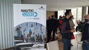 El Saló Nàutic de Fira de Barcelona organizó la jornada NàuticLive