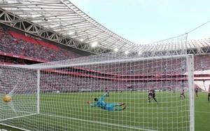 San Mamés, posible sede de la final de la Copa del Rey