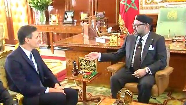 Sánchez ofrece a Marruecos presentar una candidatura conjunta para el Mundial de fútbol de 2030