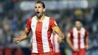 Stuani está cuajando una gran temporada con el Girona