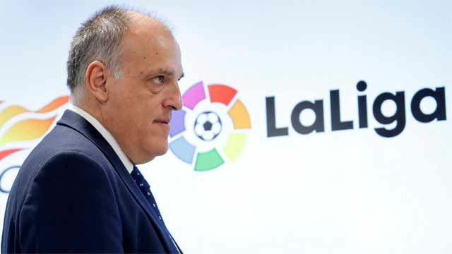Tebas: Me gustaría que Mourinho y Guardiola volviesen a LaLiga