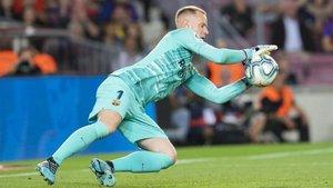 Ter Stegen salva muchos más goles que los que le marcan