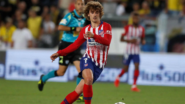 Atletico Madrid chief Gil Marin: I've known Griezmann's next club since March