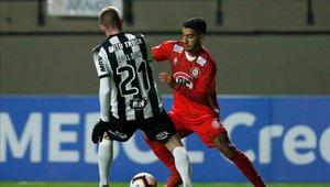 Unión La Calera superó la primera prueba en la Copa Sudamericana
