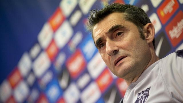 Valverde: No he hablado con De Jong