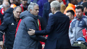 Wenger defendió a Mourinho tras la polémica