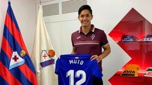 Yoshinuri Muto llega cedido desde Newcastle al Eibar