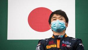 Yuki Tsunoda cuenta con el respaldo de Honda y Red Bull