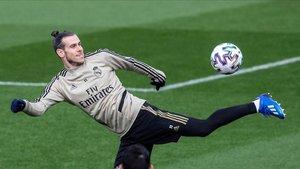 Zidane vuelve a convocar a Bale