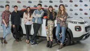 Operación Triunfo, con Citroën