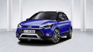 Nuevo Hyundai i20.