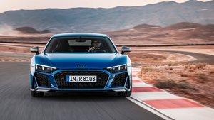 Actualización del Audi R8