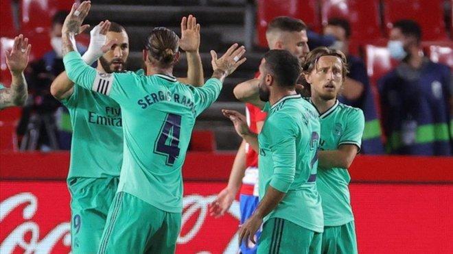 Así está la clasificación de LaLiga Santander, después del Granada-Real Madrid