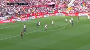 Así fue (otra) exhibición de Messi en el Sánchez Pizjuán