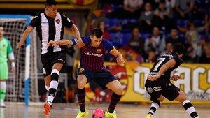 Barça y Levante repetirán el duelo de cuartos del curso pasado