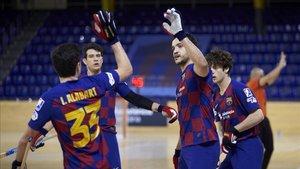 El Barça quiere seguir la racha de victorias ante el Noia
