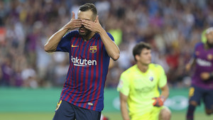 FC Barcelona 8 - Huesca 2
