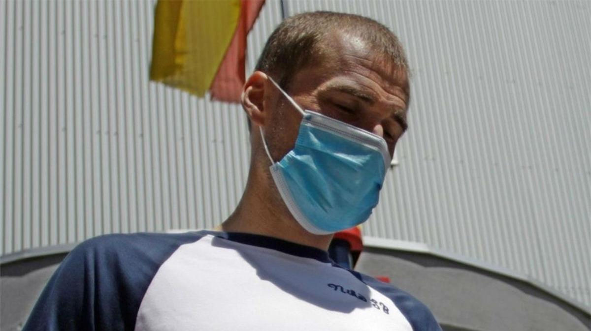 Bergantiños declara ante Policía por hablar de paripé en Dépor-Fuenlabrada