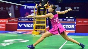 Carolina Marín ya está en semifinales del Abierto de China