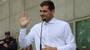 Casillas será candidato a presidir la RFEF