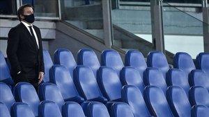 Dan Friedkin se hizo con la AS Roma este verano por una cifra cercana a los 600 millones de dólares