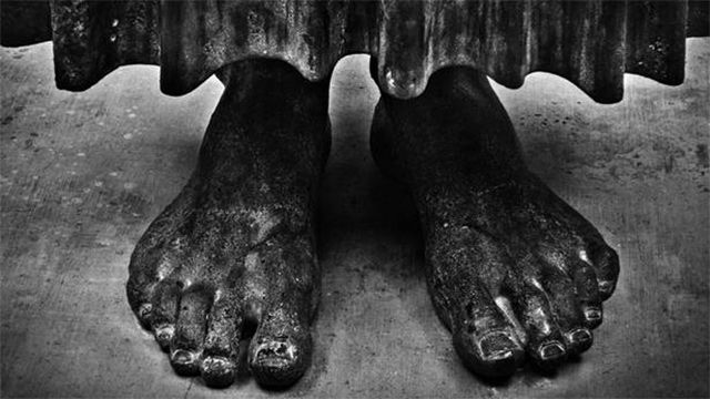 El día que Ernesto Valverde presentó su exposición fotográfica