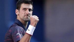 Djokovic ya está en otra final
