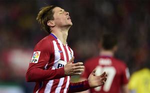 Fernando Torres quiere títulos con el Atlético