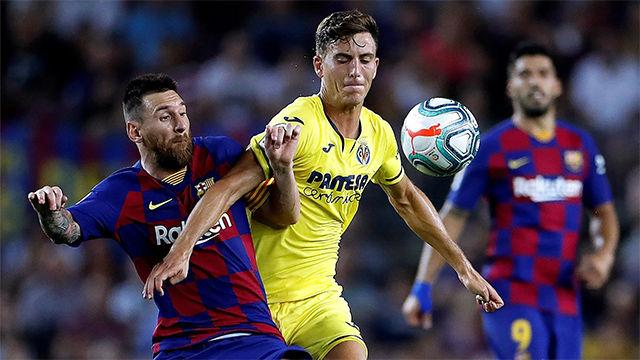 Gerard Moreno: Pau Torres es uno de los centrales con más proyección del fútbol español